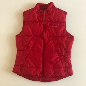 Tommy Hilfiger - Tommy Jeans Red Puffer Vest